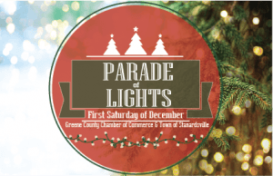 12th Annual Parade of Lights @ Town of Stanardsville | Stanardsville | Virginia | United States