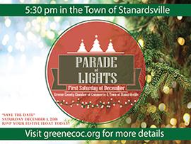 13th Annual Parade of Lights @ William Monroe High School  | Stanardsville | Virginia | United States