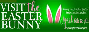 Visit the Easter Bunny @ The Space Next to Papa John's (Ruckersville) | Ruckersville | Virginia | United States