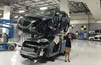 Tour of the IIHS
