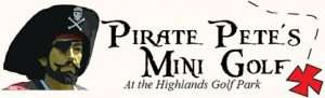 August 23, 2018 Pirate Pete's Mini Golf & Papa John's Pizza Social @ Highlands Golf Park | Ruckersville | Virginia | United States
